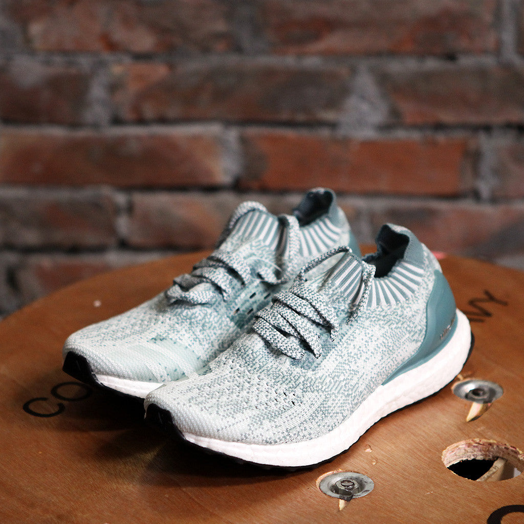 女裝adidas UltraBOOST Uncaged w - Crystal/White