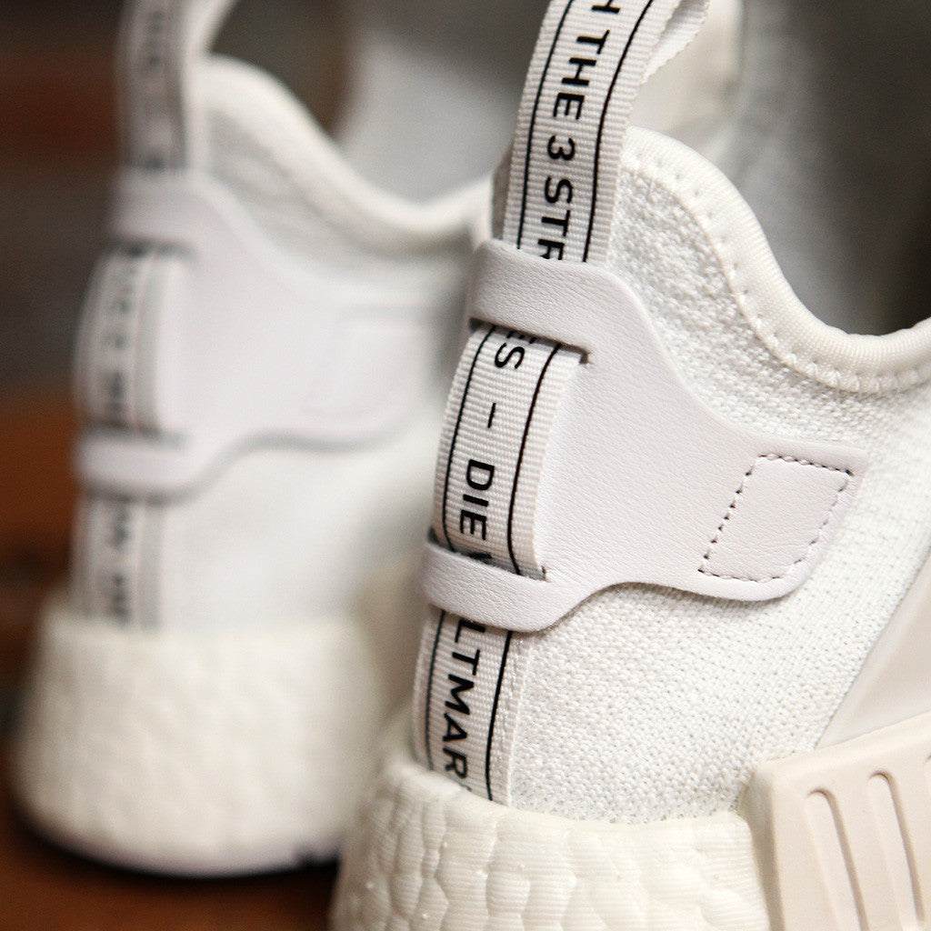 adidas Originals NMD_XR1 PK - WHITE