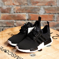 女裝adidas Originals NMD_R1 W - BLACK/GOLD