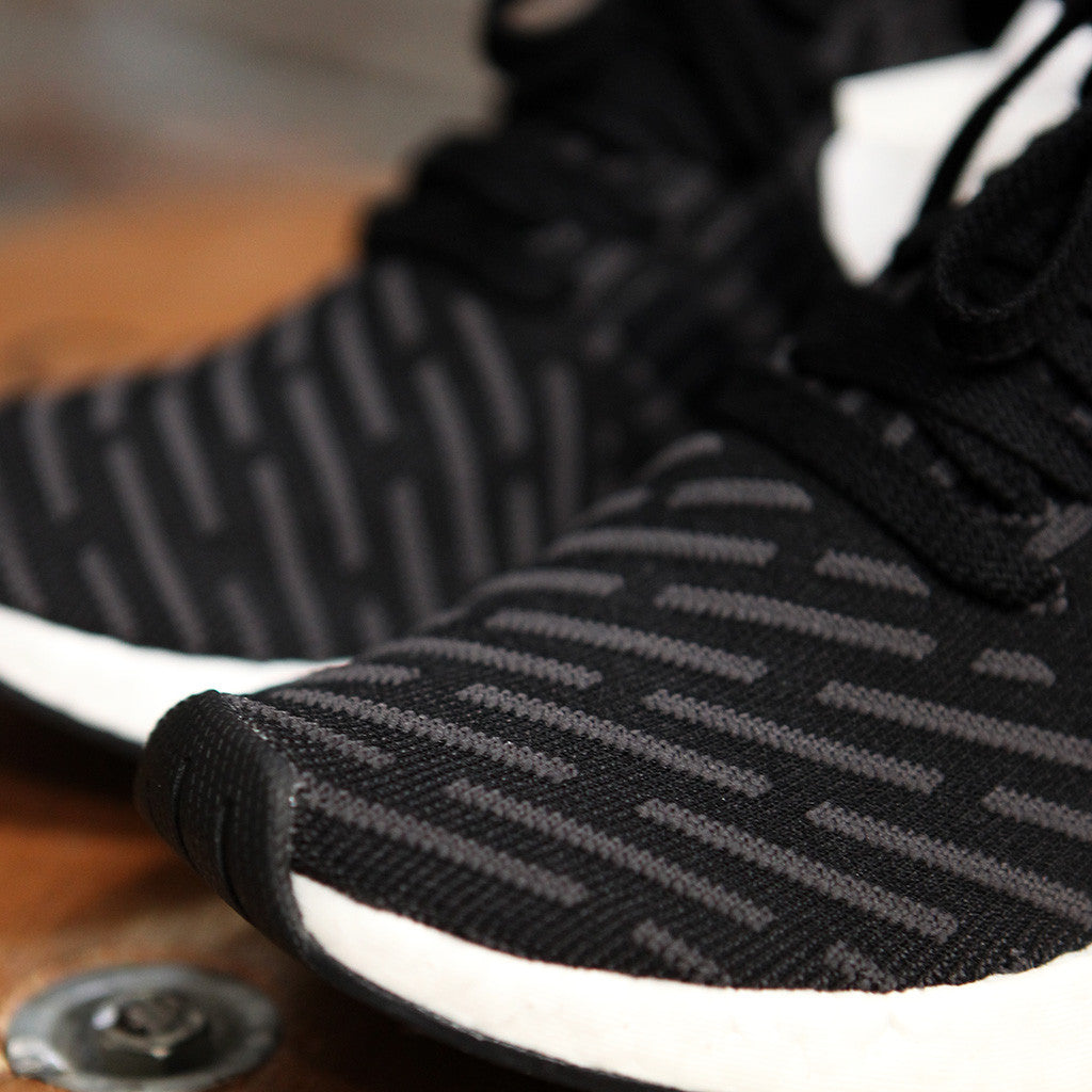 adidas Originals NMD_R2 PK W - BLACK