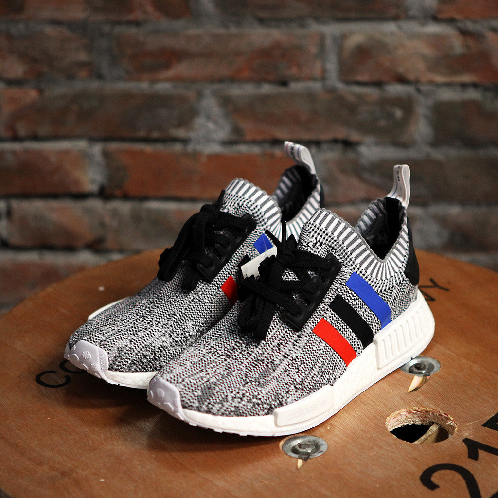 adidas Originals NMD_R1 PK (TRI-COLOUR) - GREY