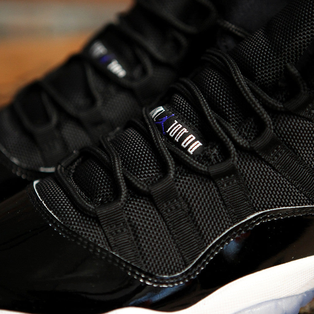 女裝Nike AIR JORDAN 11 RETRO - SPACE JAM