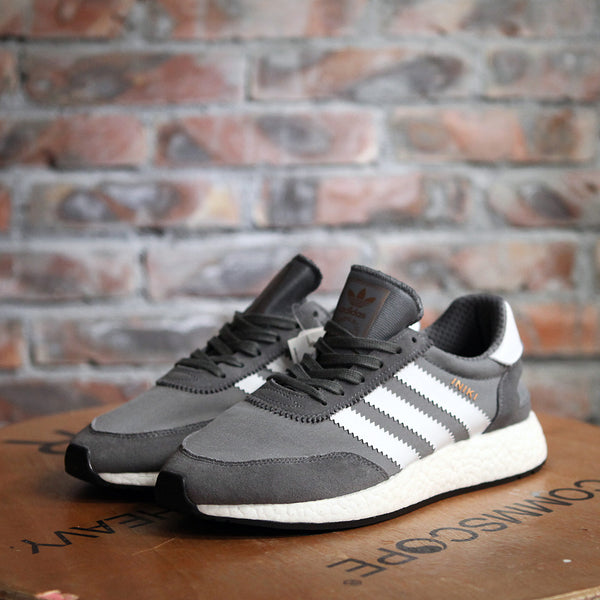 adidas Originals INIKI RUNNER - GREY