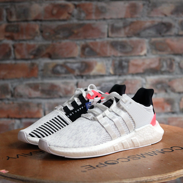 adidas Originals EQT SUPPORT 93/17 - WHITE/BLACK