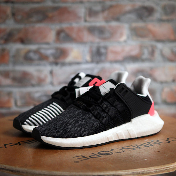 adidas Originals EQT SUPPORT 93/17 - BLACK/WHITE