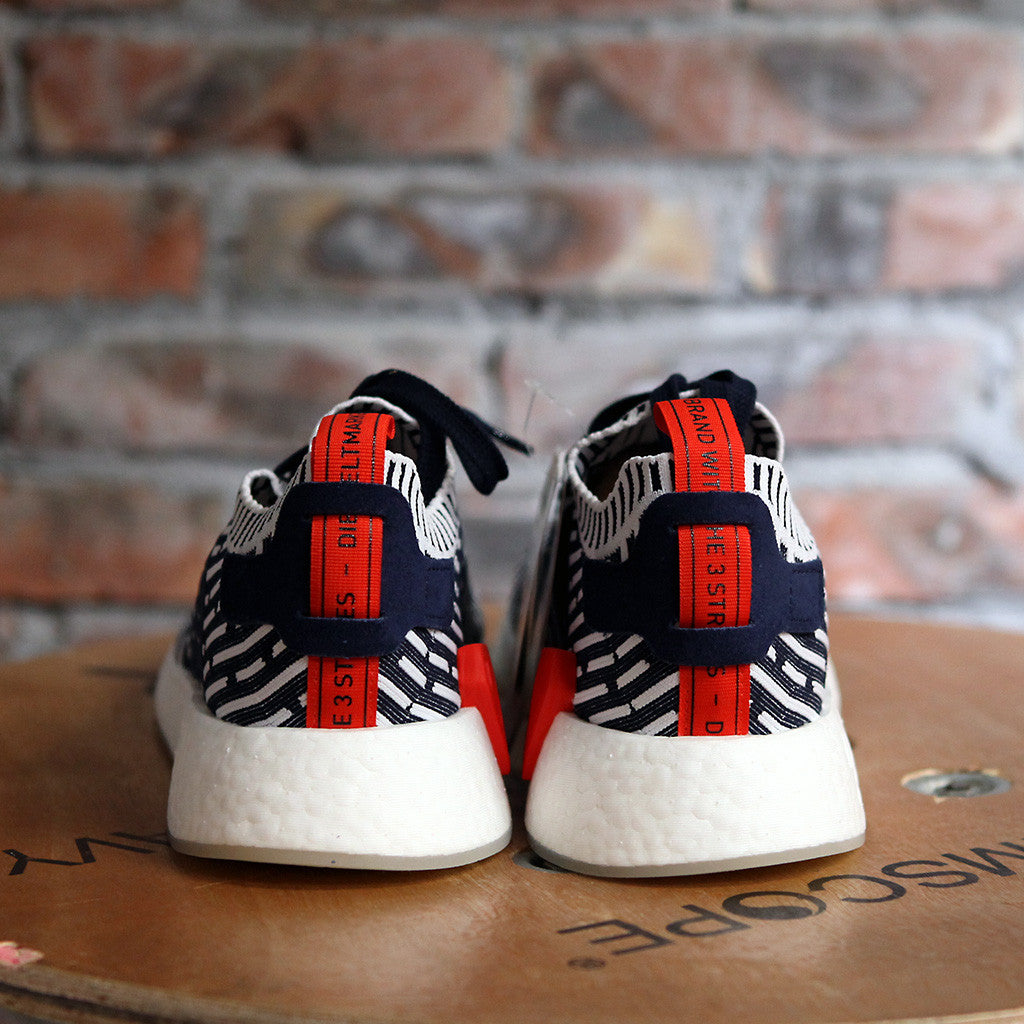 adidas Originals NMD_R2 PK - NAVY