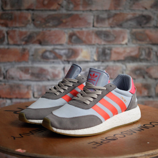 adidas Originals INIKI RUNNER - GREY/TURBO