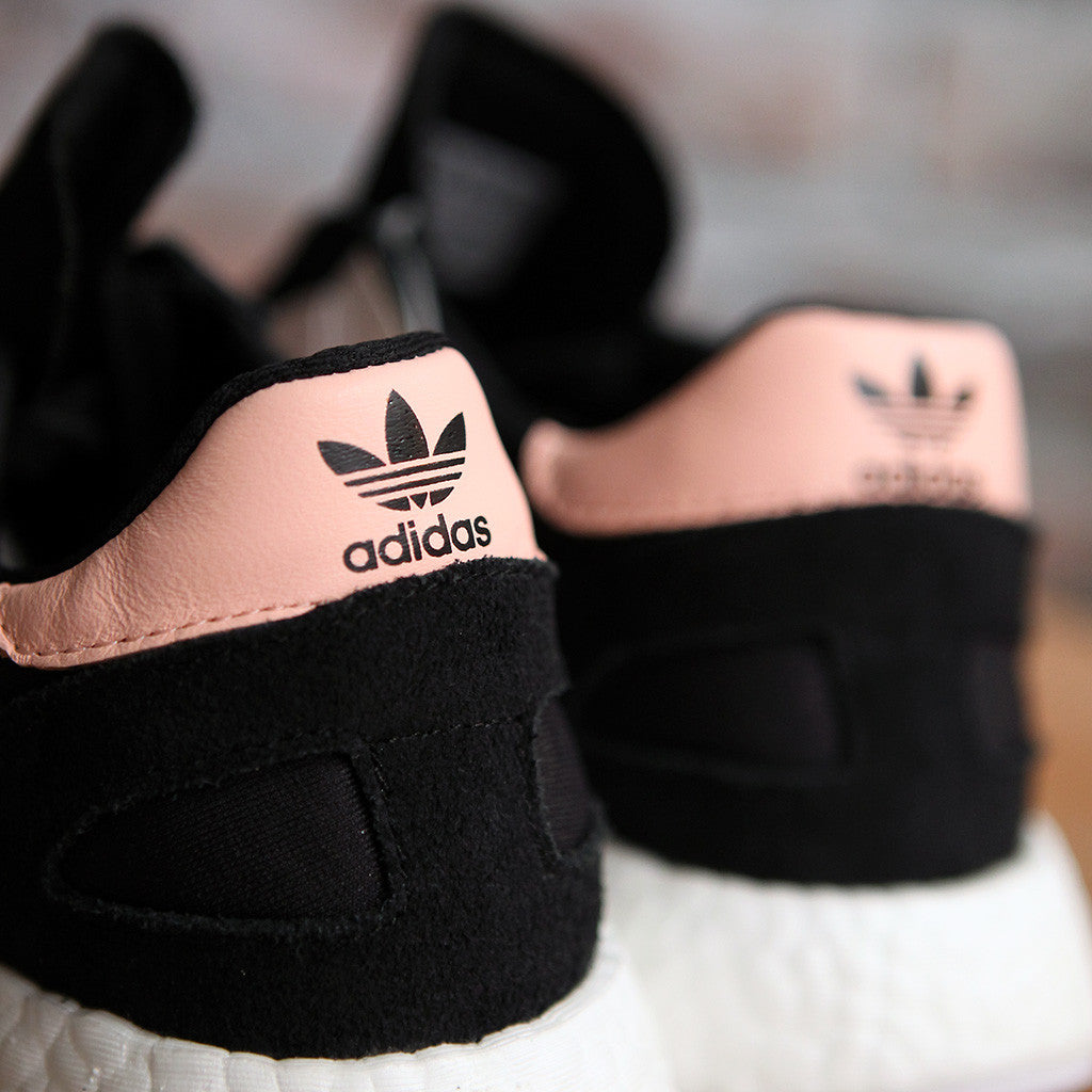 adidas Originals INIKI RUNNER W - BLACK/PINK