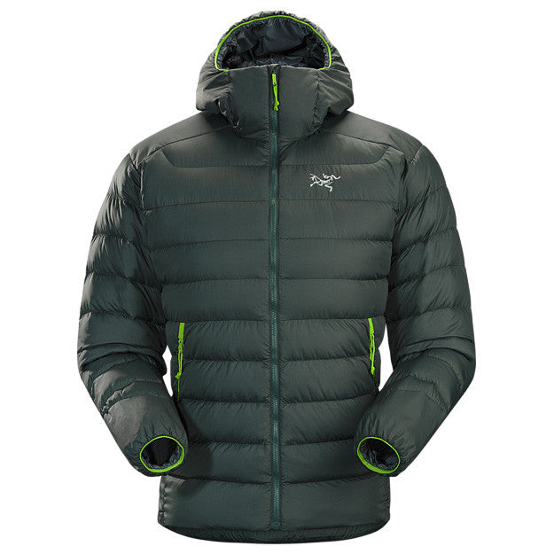 Arc'teryx Thorium AR Quilted Shell Down Jacket - Green
