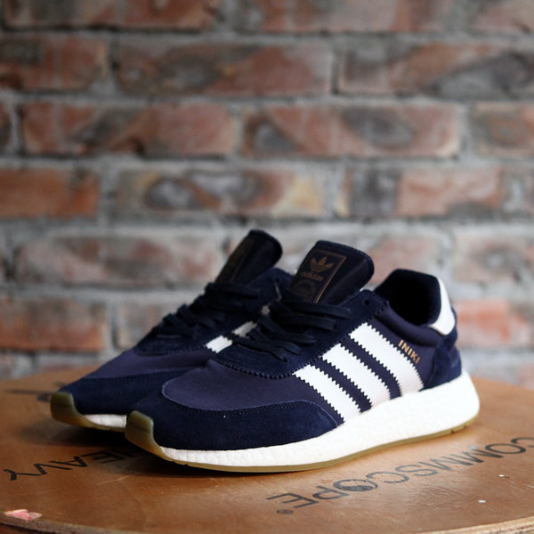 adidas Originals INIKI RUNNER - NAVY