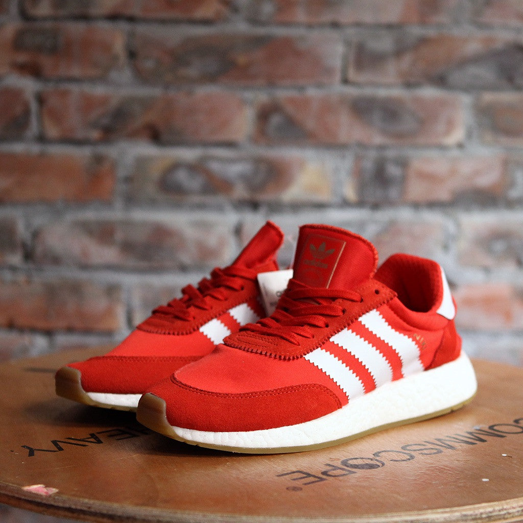 adidas Originals INIKI RUNNER - RED