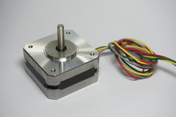 Stepper Motor Nema 17: 0.11(N.m) Length 22(mm)