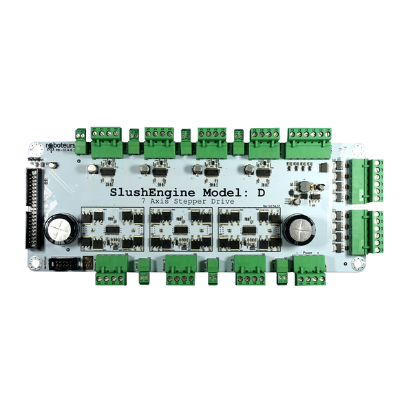 SlushEngine: Model D Stepper Motor Driver