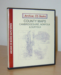 Maps - Vol. 8 - Cambridgeshire, Norfolk, Suffolk