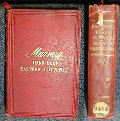 Handbook of Essex, Suffolk, Norfolk & Cambridgeshire (1892)
