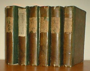 The Spectator. Volumes 1-6 (1711-1712)