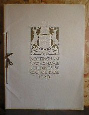 Nottingham Council House - Opening 1929