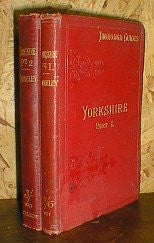 Yorkshire - Baddeley's Guide (2 Vols) (1907)