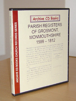 Grosmont Parish Registers 1599-1812