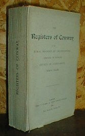Parish Registers of Conway 1541-1793