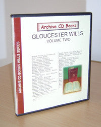 A Calendar of Wills Proved in the Consistory Court of the Bishop of Gloucester - Vol. 2 - 1660-1800