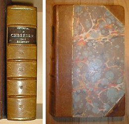 Cheshire 1850 Bagshaw Directory
