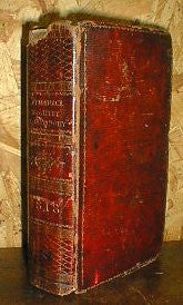 The Treble Almanac 1818