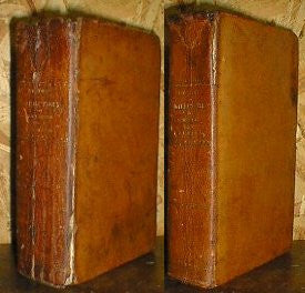 1822/3 Baines History & Directory & Gazetteer of the County of York (Combined Volumes 1 & 2)