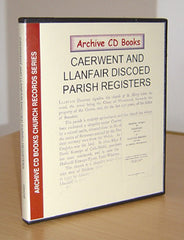 Caerwent (1568-1812) & Llanfair Discoed (1680-1812) Parish Registers
