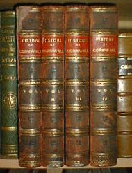 Parochial History of the County of Cornwall - 4 Vols.