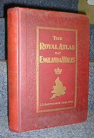 Royal Atlas of England & Wales (1895)