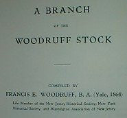 A Branch of the Woodruff Stock
