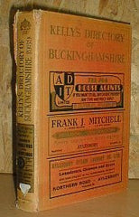 Buckinghamshire 1939 Kelly's Directory