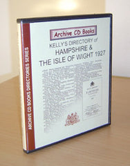 Kelly's 1927 Directory of Hampshire and Isle of Wight