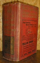 Kelly's 1941 Directory of Derbyshire