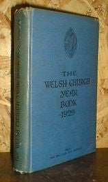 The Welsh Church Year Book 1929