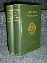 Uppingham School Roll 1824-1913 & 1880-1921 (2 Volumes)