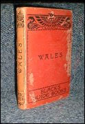 Image unavailable: Black's guide to Wales 1929 (9 maps)