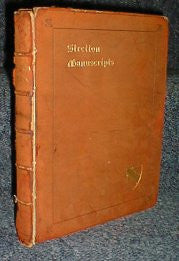 The Stretton Manuscripts