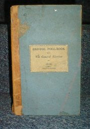 Bristol Poll Book 1812