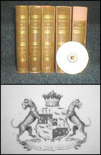 A Topographical History of Surrey - Brayley and Britton 1850