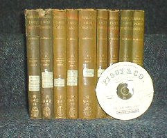 Phillimore's Marriages - Middlesex Parish Registers Full Set Volumes 1-9