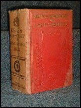 Kelly's Directory of Lancashire 1924