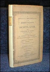 A General Description of the East Coast of Scotland from Edinburgh to Cullen - Francis Douglas 1826