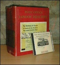 1934 London Post Office Directory