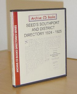 Seed's 1924-5 Directory of Southport & District