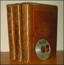 The History and Antiquities of the County of Somerset - Revd. John Collinson 1791 (3 Volumes)