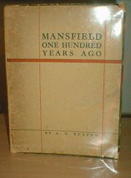 Mansfield 100 Years Ago