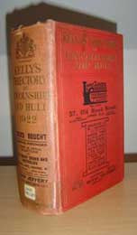Kelly's Directory of Lincolnshire and Hull 1922