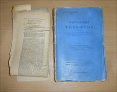A Warwickshire Word-Book